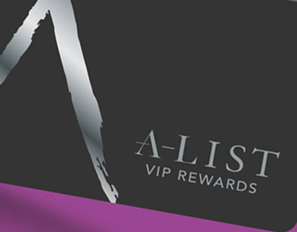 A-List VIP Rewards | Dr. Alizadeh, NY