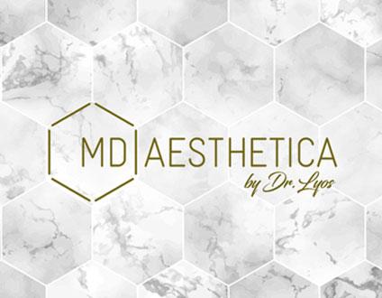 MD Aesthetica Branding