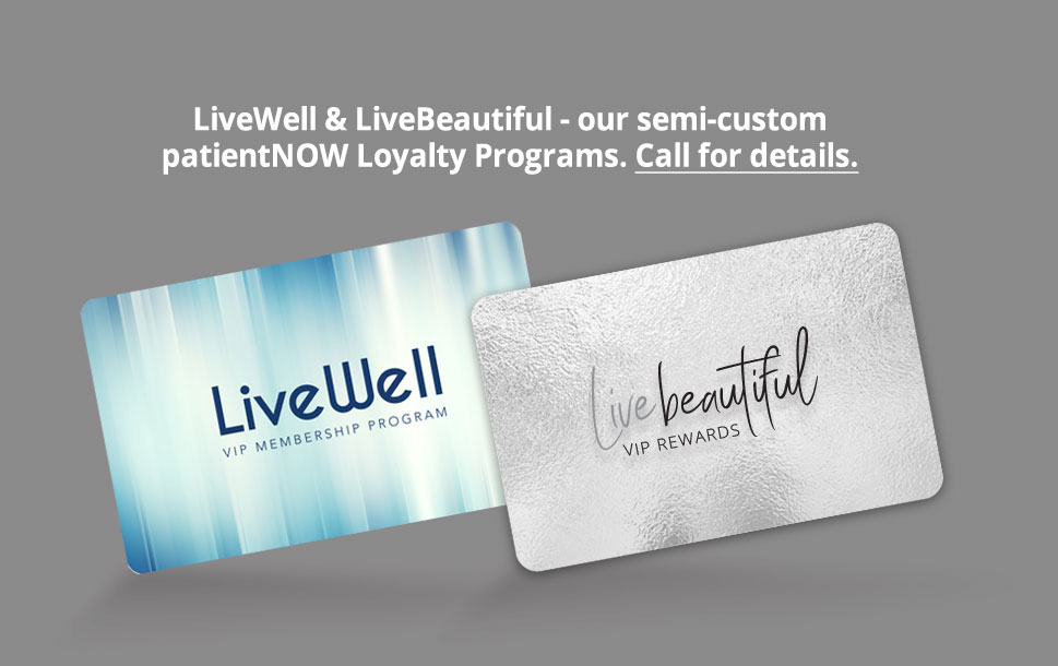 LiveWell Loyalty Card