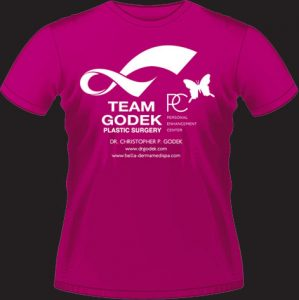 Team Godek promotional t-shirt
