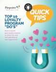 Loyalty Program Do's Tip Sheet Cover