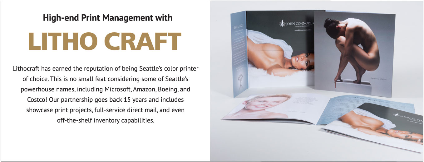 Litho Craft High-End Print Management